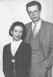Aldous and Maria Huxley