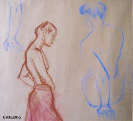 Babbitt Life Drawing 02