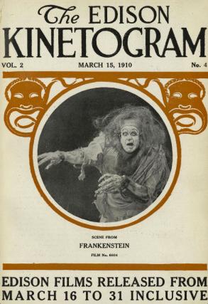 Edison Frankenstein 1910