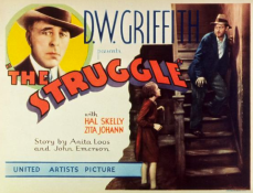 The Struggle Movie Poster