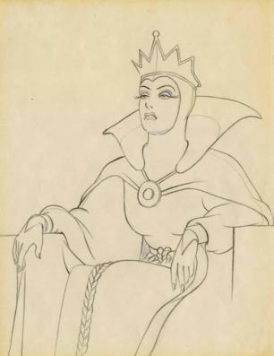 Queen Drawing