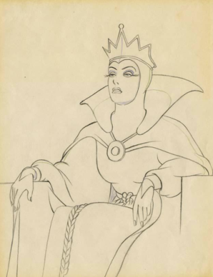Queen Drawing