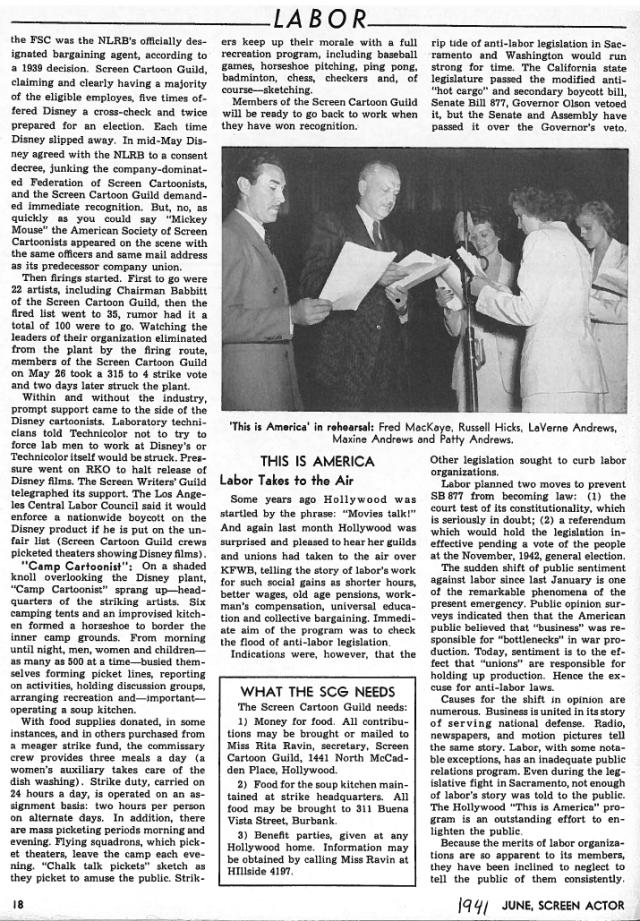 SAG bulletin June 1941 02