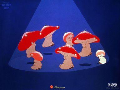Babbitt Mushrooms Fantasia