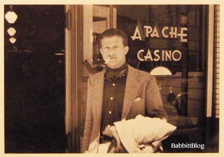 Art Babbitt Apache Casino