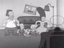 simpsons rubber hose