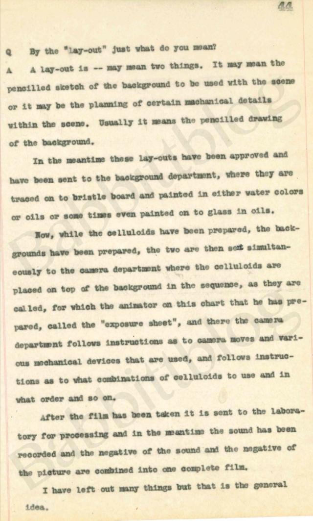 Babbitt courtroom transcript p44